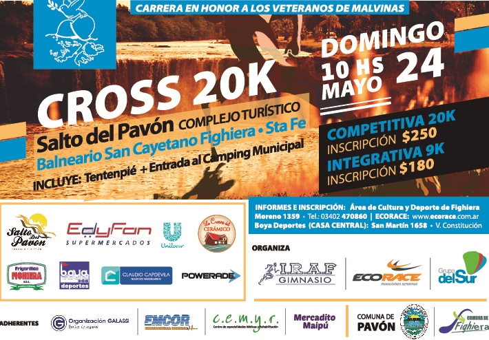 FLYER CROSS 24 DE MAYO-CURVAS